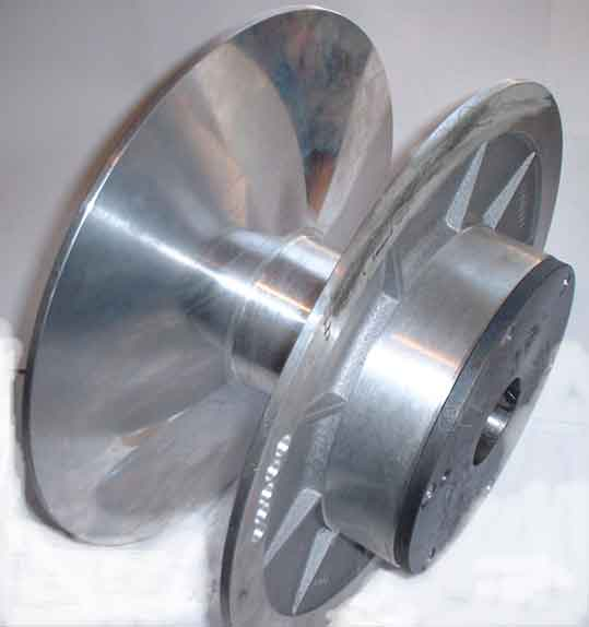 VARIABLE BELT PULLEY
